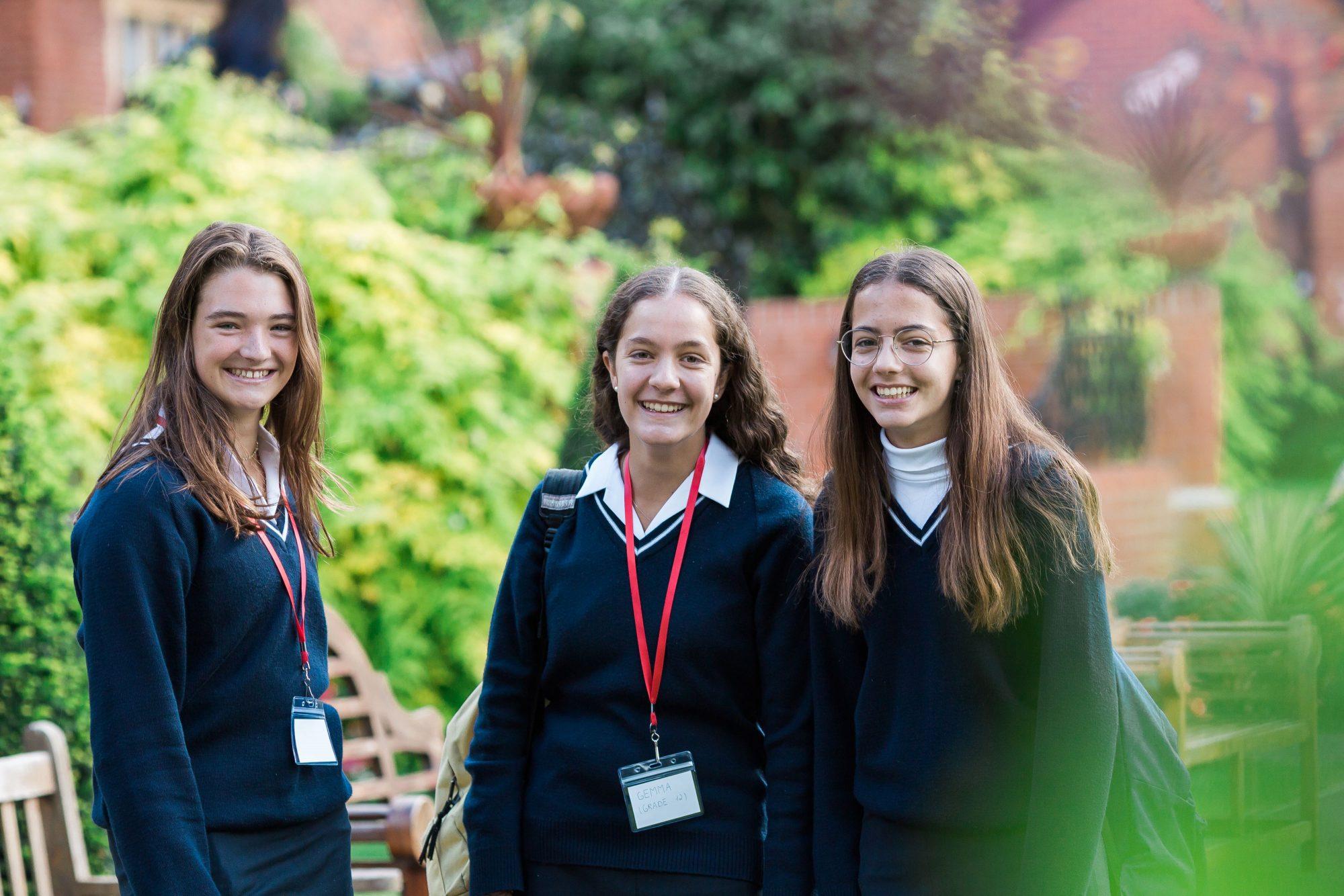 How To Give Smaller   Marymount International School London