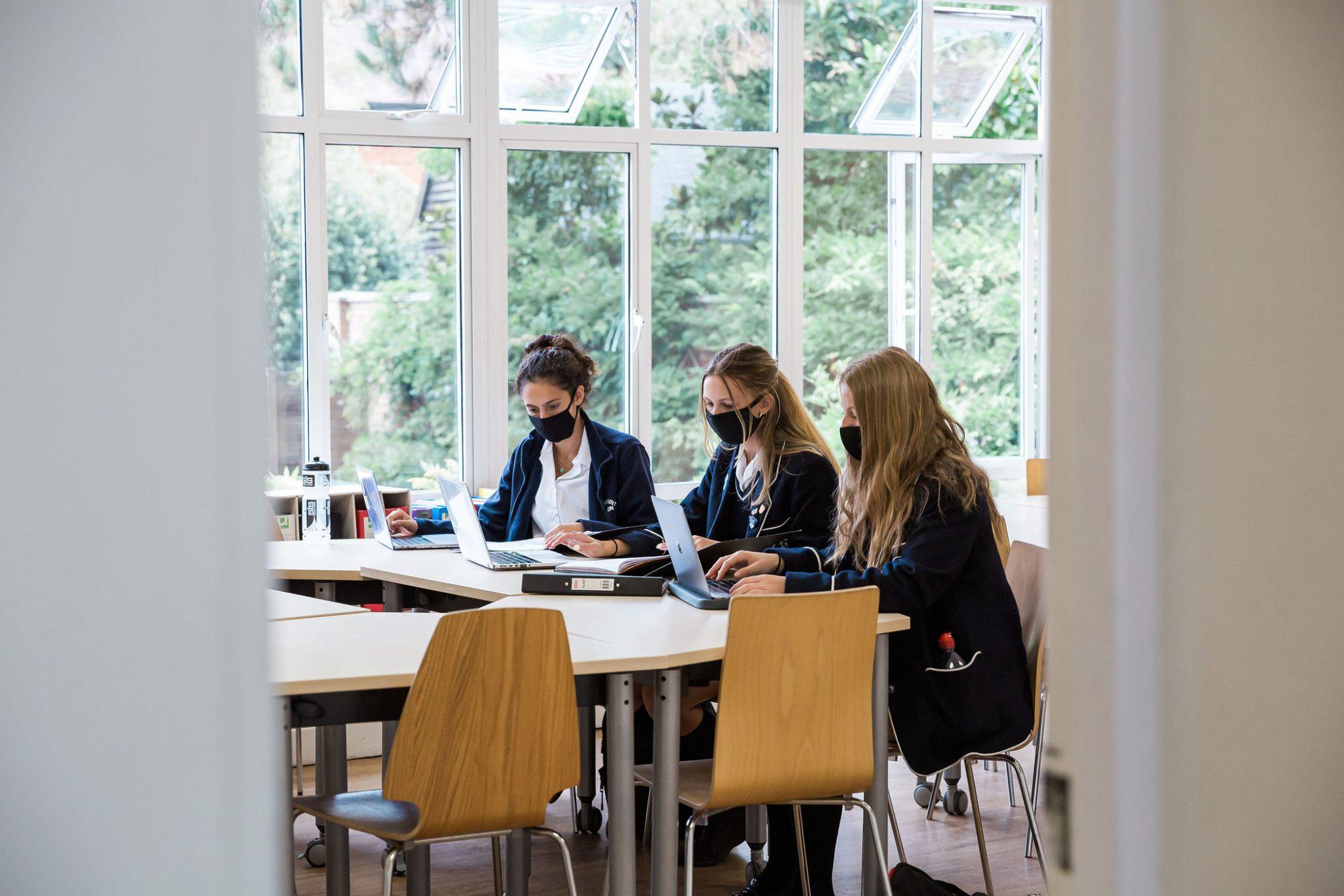 Covid19safetymarymountlondon 122 | Marymount International School London
